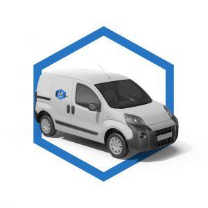Média Courses image 1 parc véhicules